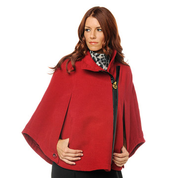 10 Fashionable Capes