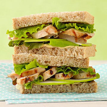 4 Steps for Making Healthy Sandwiches
