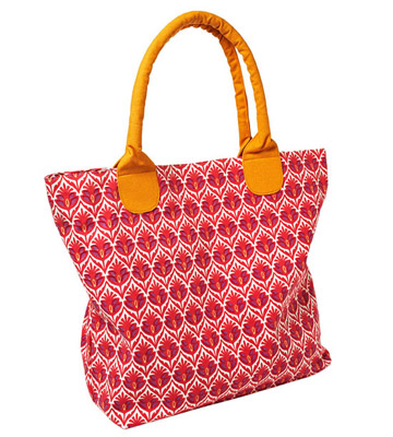 Patterned Bag