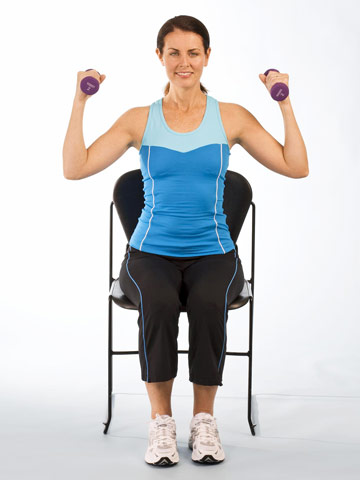 Seated Crunch