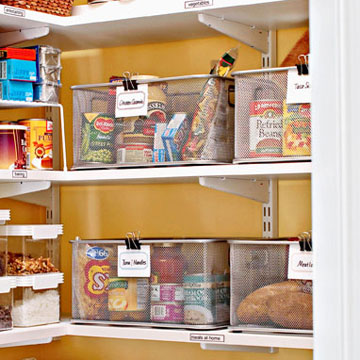 Purge the Pantry