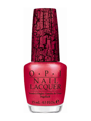 OPI Polish in Pink Shatter: Pink of Hearts