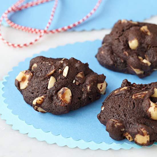 Cocoa Cookies