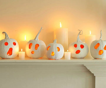 12 Painted Pumpkin Ideas