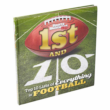 1st and 10: Top 10 Lists of Everything in Football