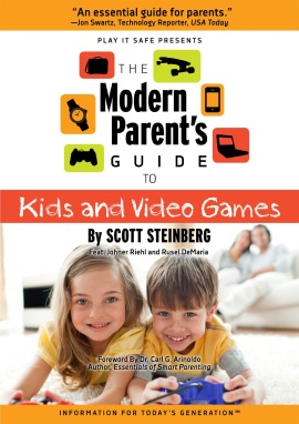 Free Book to Help You Manage Your Kids' Video Games