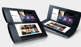 The Sony Tablet P: A Tablet that Fits in My Purse