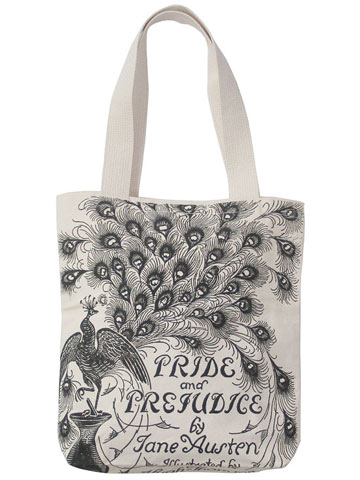 Out of Print Tote Bag