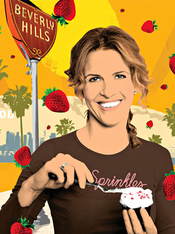 Sprinkles Founder Candace Nelson's Chocolate Bourbon Cupcakes
