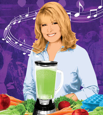PBS Host Laura Theodore's Smoothie Recipes