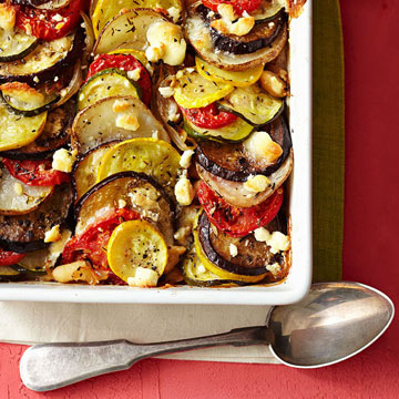 Summer Vegetable-Packed Recipes
