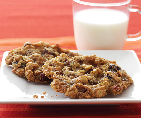 Nutty Cereal Cookies