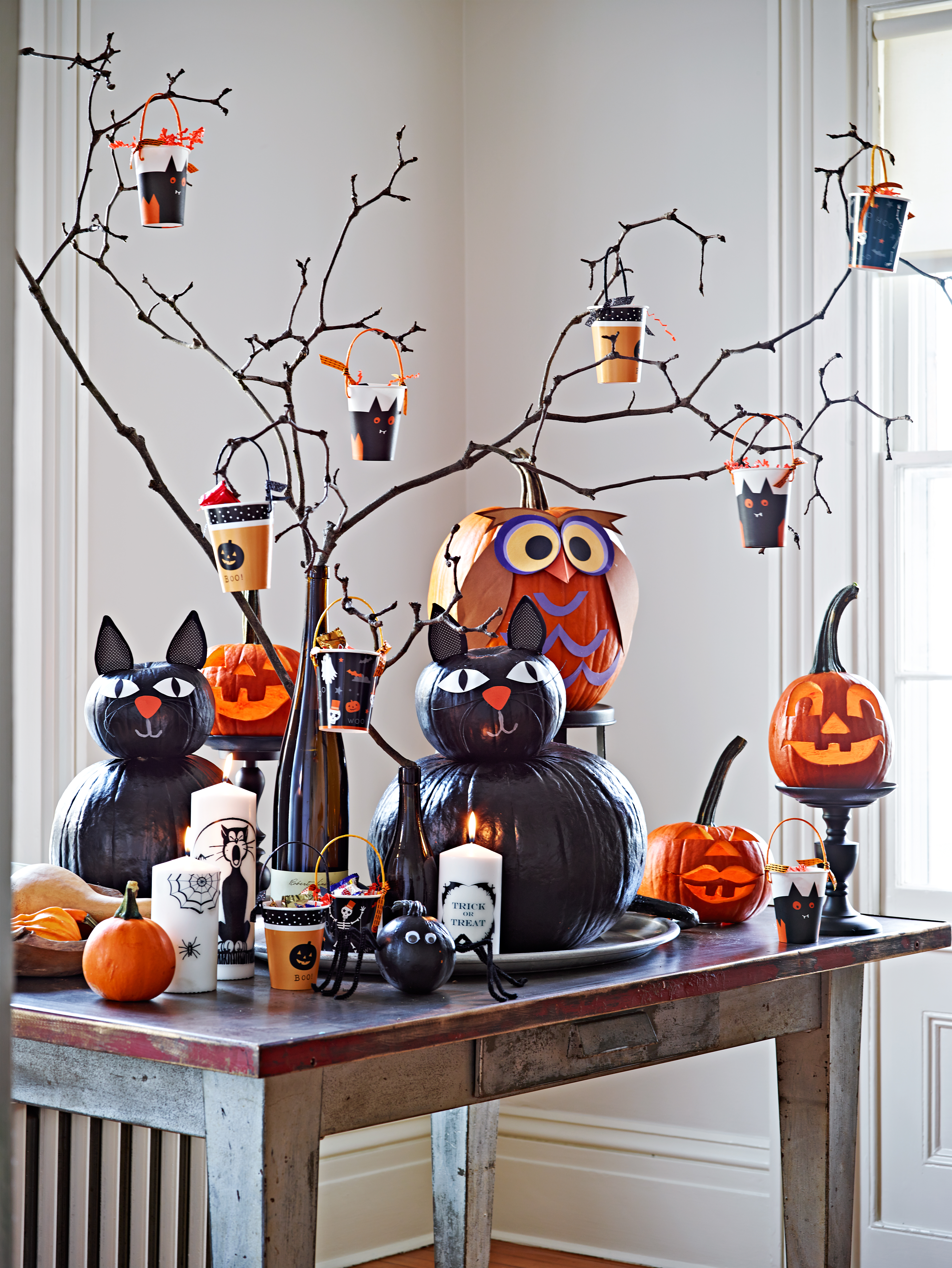 Bewitching Halloween Decorations