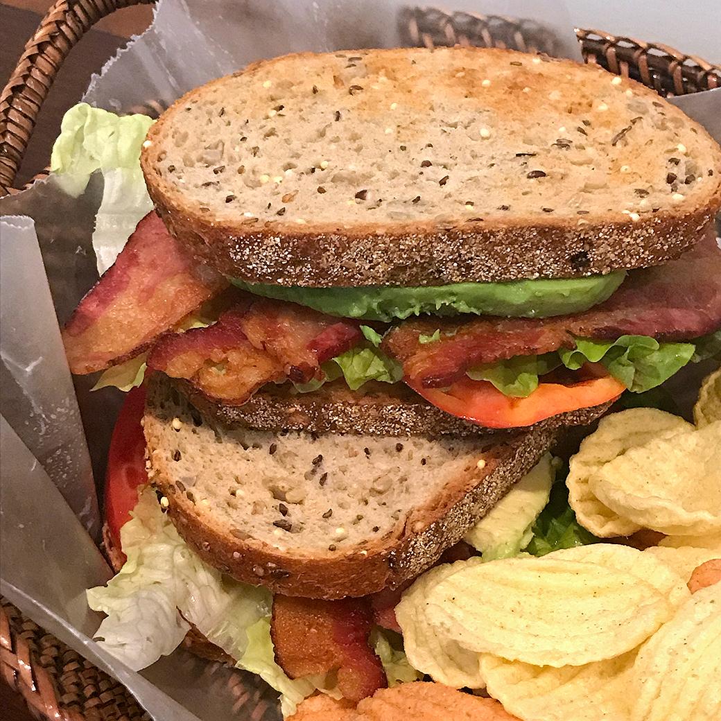 B.L.A.T. Sandwiches