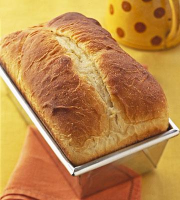 Split-Top Butter Loaf