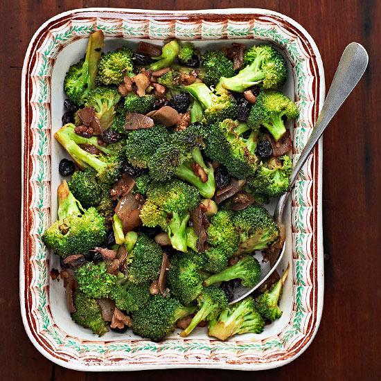 Caramelized Broccoli