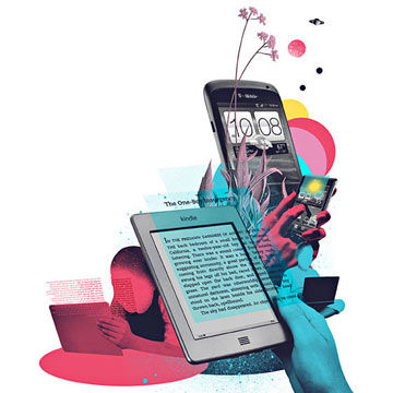 Back-to-School Tech Tools: E-Readers, Tablets and More