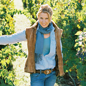 Winemaker Gina Gallo's Favorite Recipes