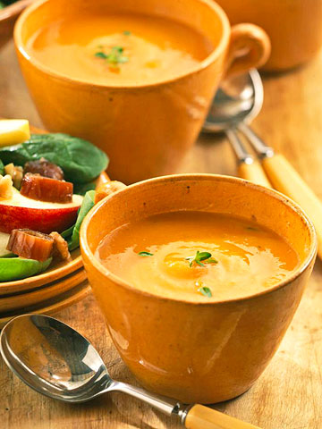 11 Holiday Soups