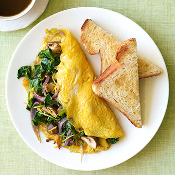 Best Breakfast Omelets