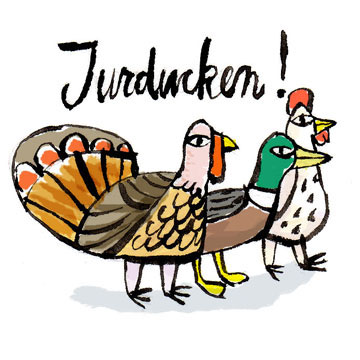 Louisiana: Turducken!