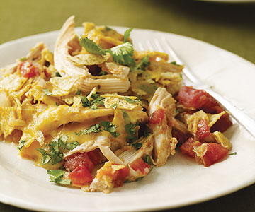 Turkey Chilaquiles
