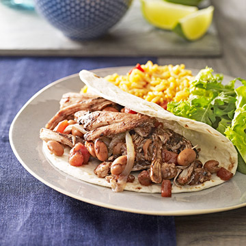 Slow-Cooker Mexican-Inspired Meals