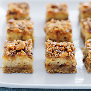 5 Scrumptious Cheesecake Bars