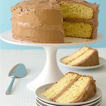 Classic Yellow Cake