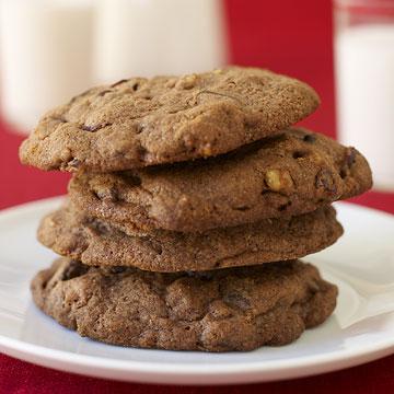 Jumbo Cherry-Chunk Cookies
