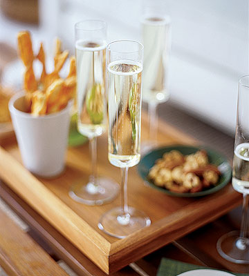 Raise a Toast: Food and Wine Pairings
