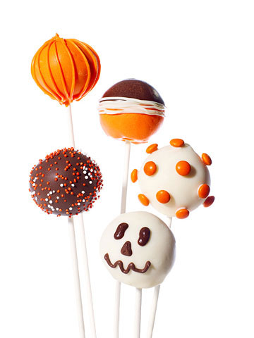 Cakesicles - Easy Halloween Cake Pops