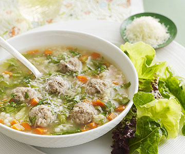 3 Ways to Make a Classic Italian Wedding Soup