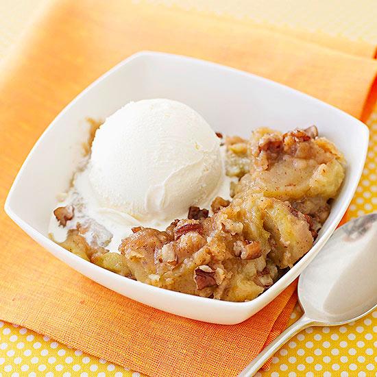 Slow-Cooker Apple Crisp