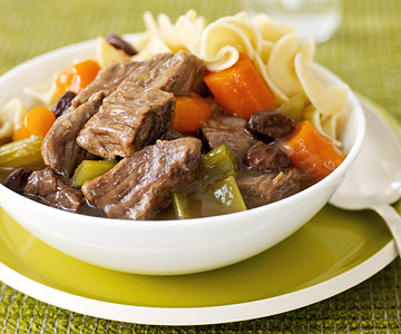 Tangy Beef Stew