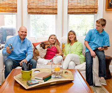 Family Tech: One Family Upgrades Their Technology Lifestyle