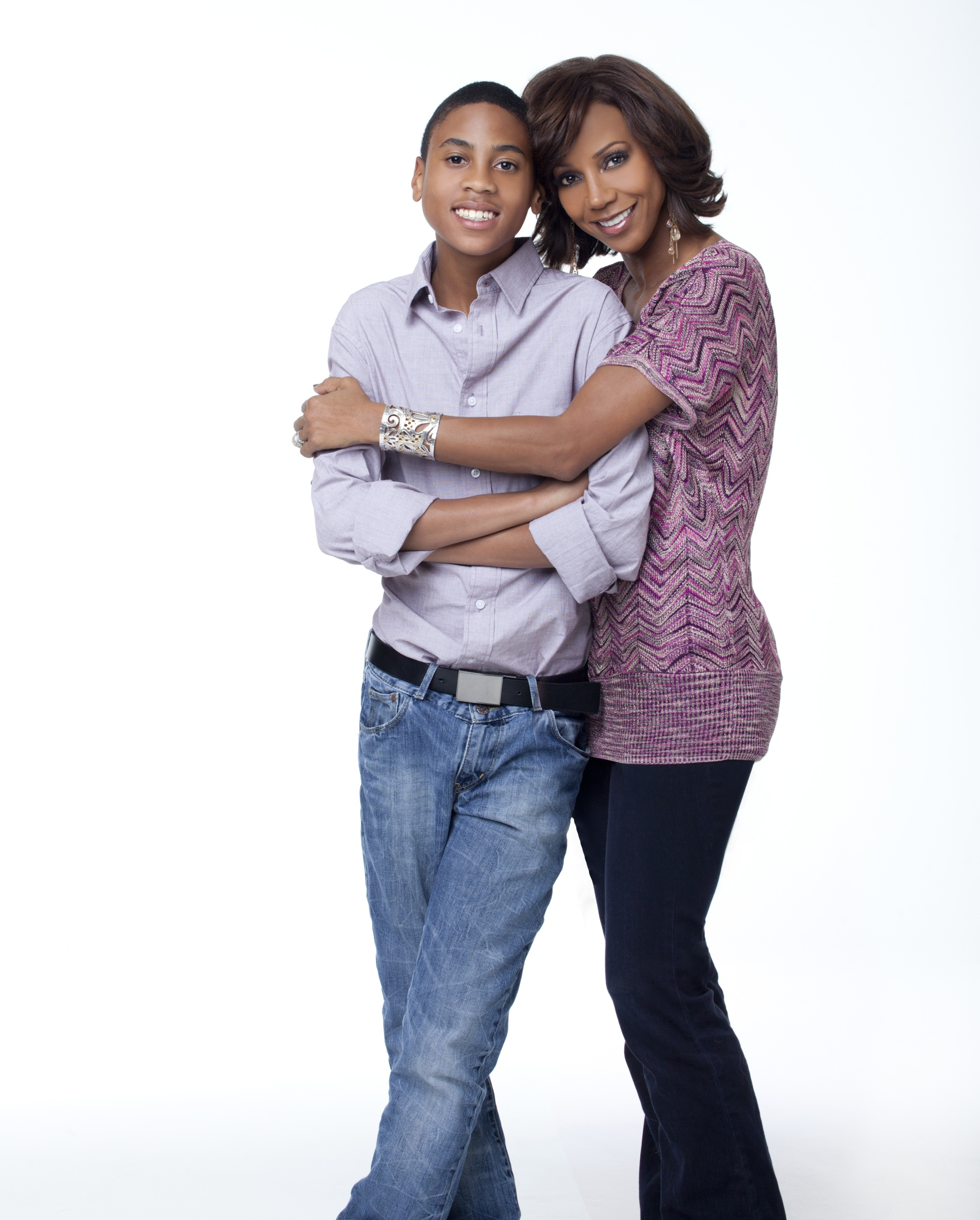 Celeb Q&A: Autism Advocate Holly Robinson Peete Answers YOUR Questions