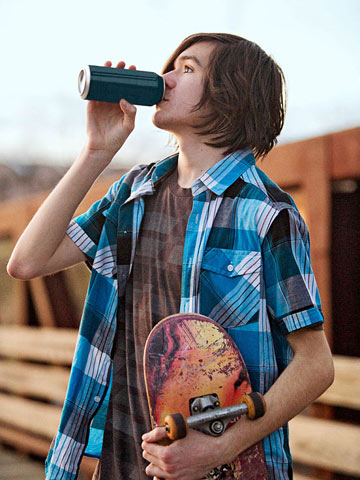 Teen Health: The Dangers of Consuming Energy Drinks