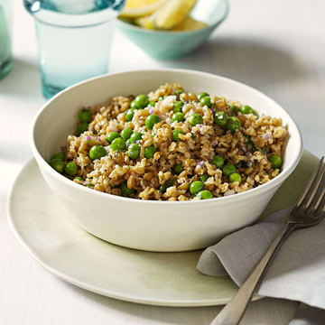 Cooking with Freekeh