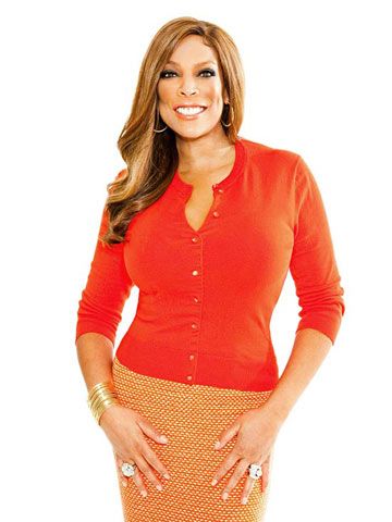Celebrity Q+A: Wendy Williams