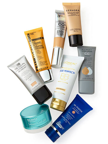 Best BB & CC Creams for Your Skin Type