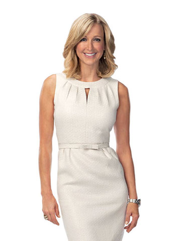 Celebrity Q+A: Lara Spencer