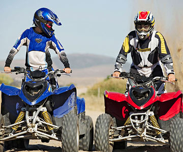 ATV Safety Tips for Your Teen