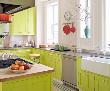 Colorful and Bright Decorating Ideas