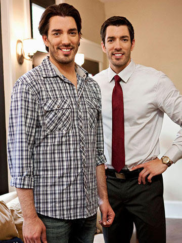 The Property Brothers' Top Decorating Tips