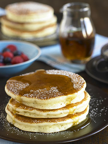 Easy Pancake Recipes