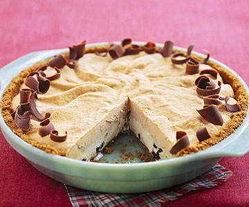 Ice-Cream Pumpkin Pie