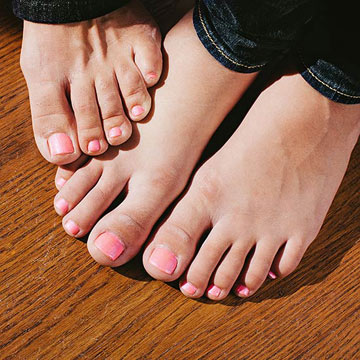 Q. I have a painful ingrown toenail. Can I take care of it on my own?