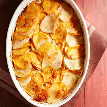 12 Sweet Potato Dishes