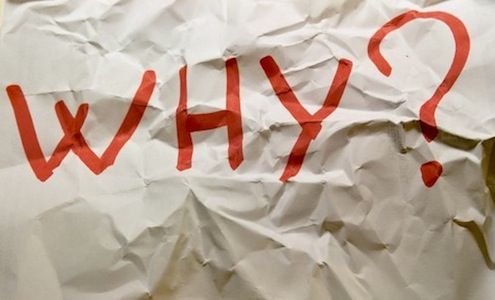 "How Suicide Refined the Word ""Why"""